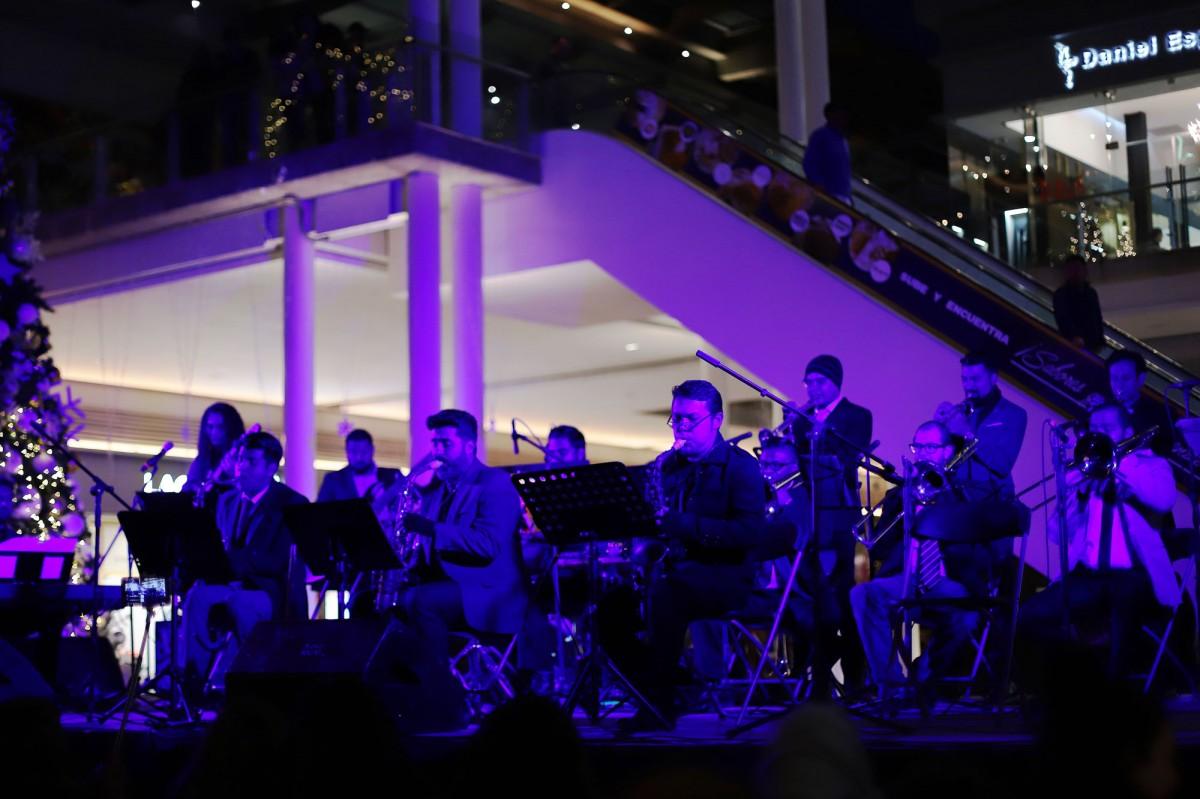 Especial Navideño con Big Band Jazz