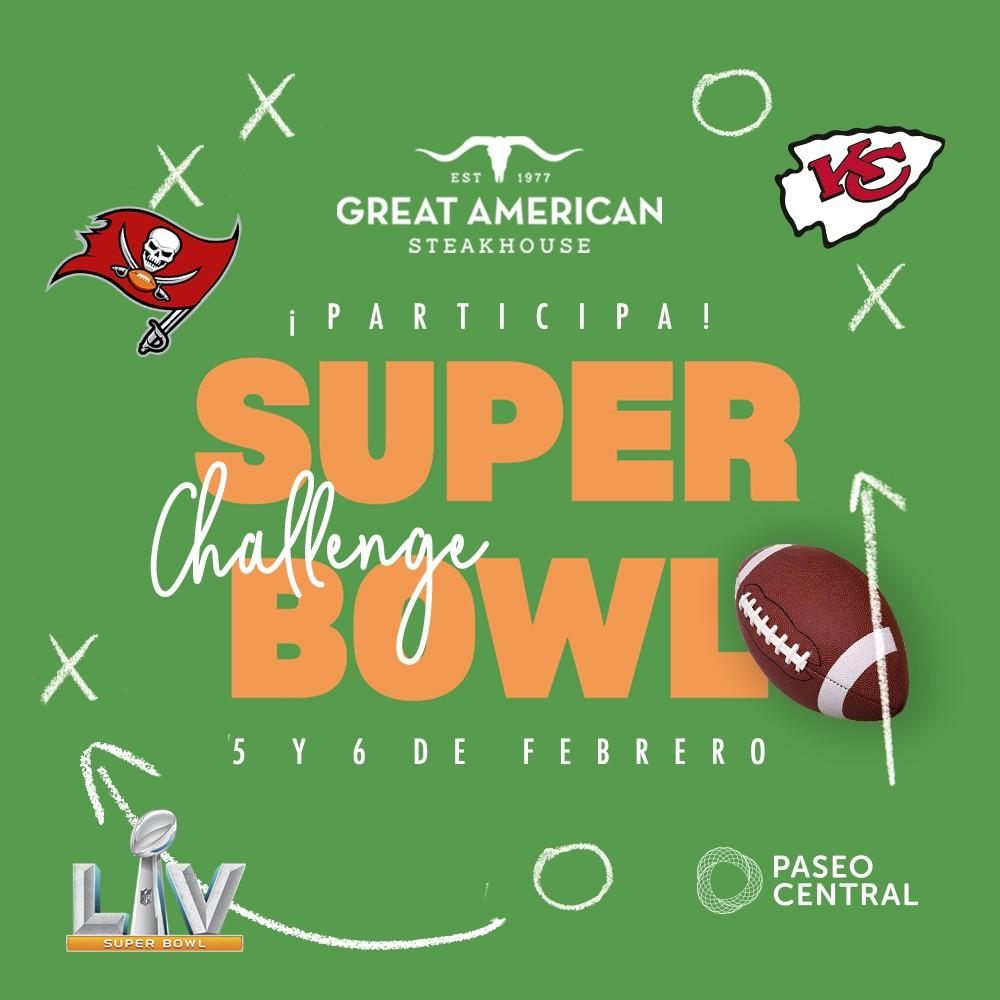 Superbowl Challenge