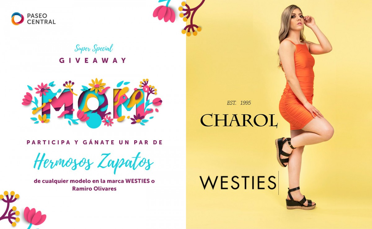 Giveaway x Charol y Paseo Central