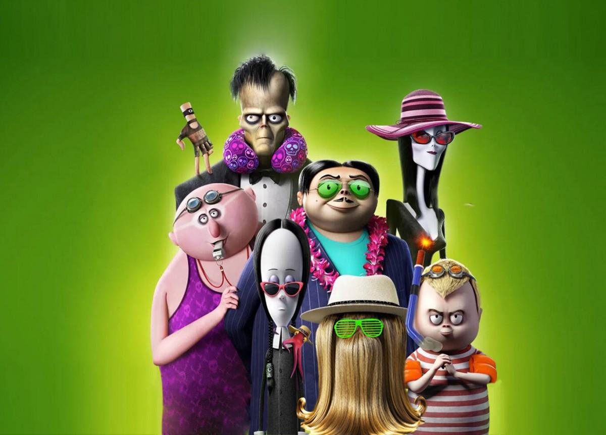 ESTRENO CINÉPOLIS: Los Locos Addams 2