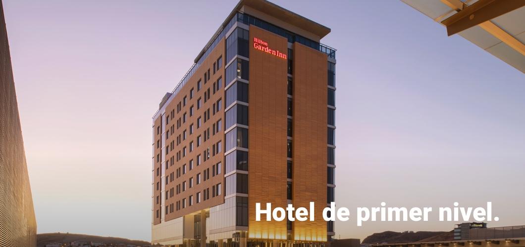 Hotel de primer nivel